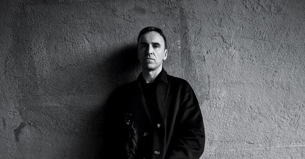 Raf Simons u Calvina Kleina: Jaké změny nás čekají?