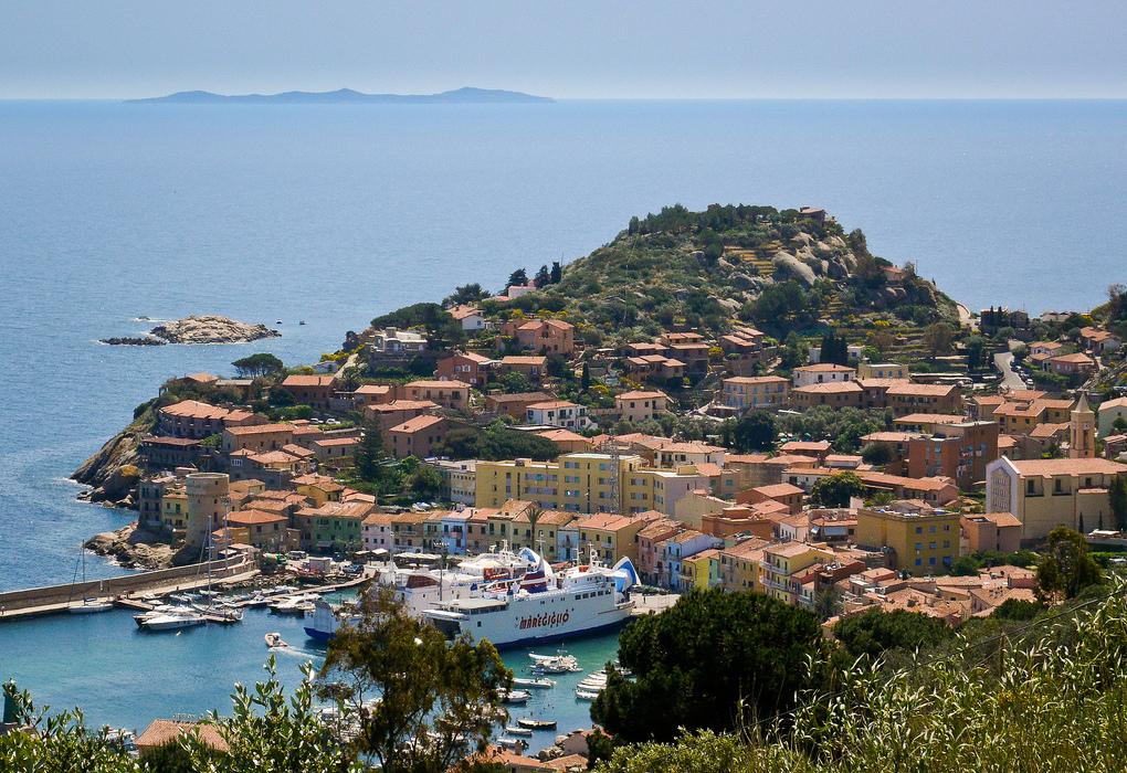 Známé neznámé toskánské pláže