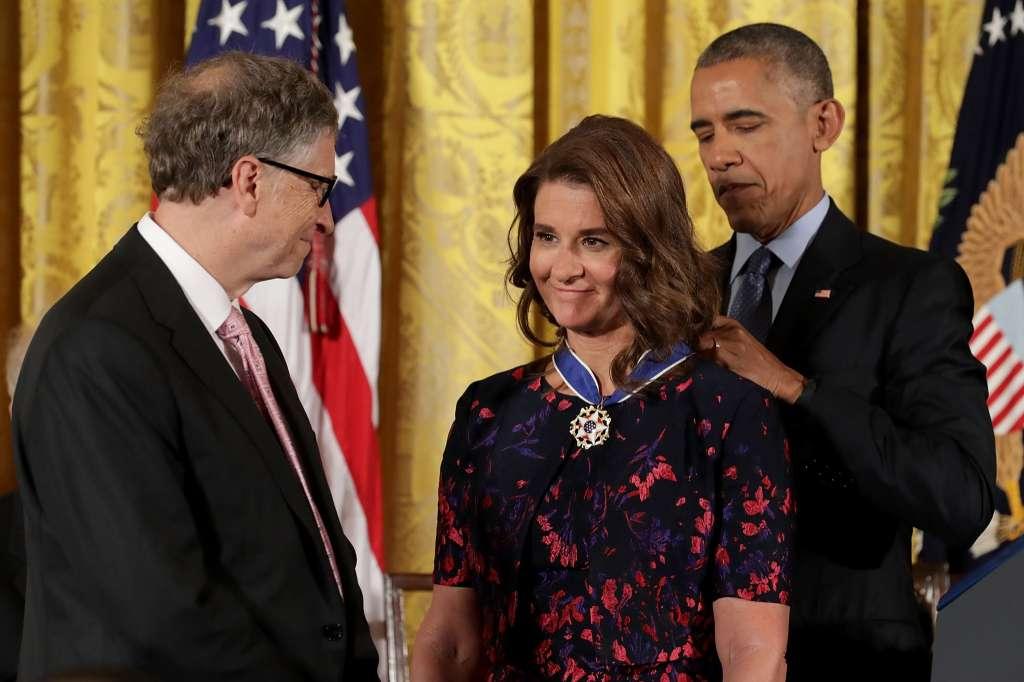 Bill a Melinda Gates