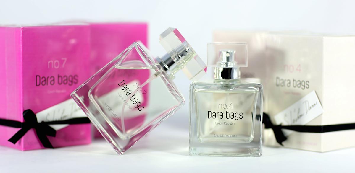Nové vůně značky Dara bags