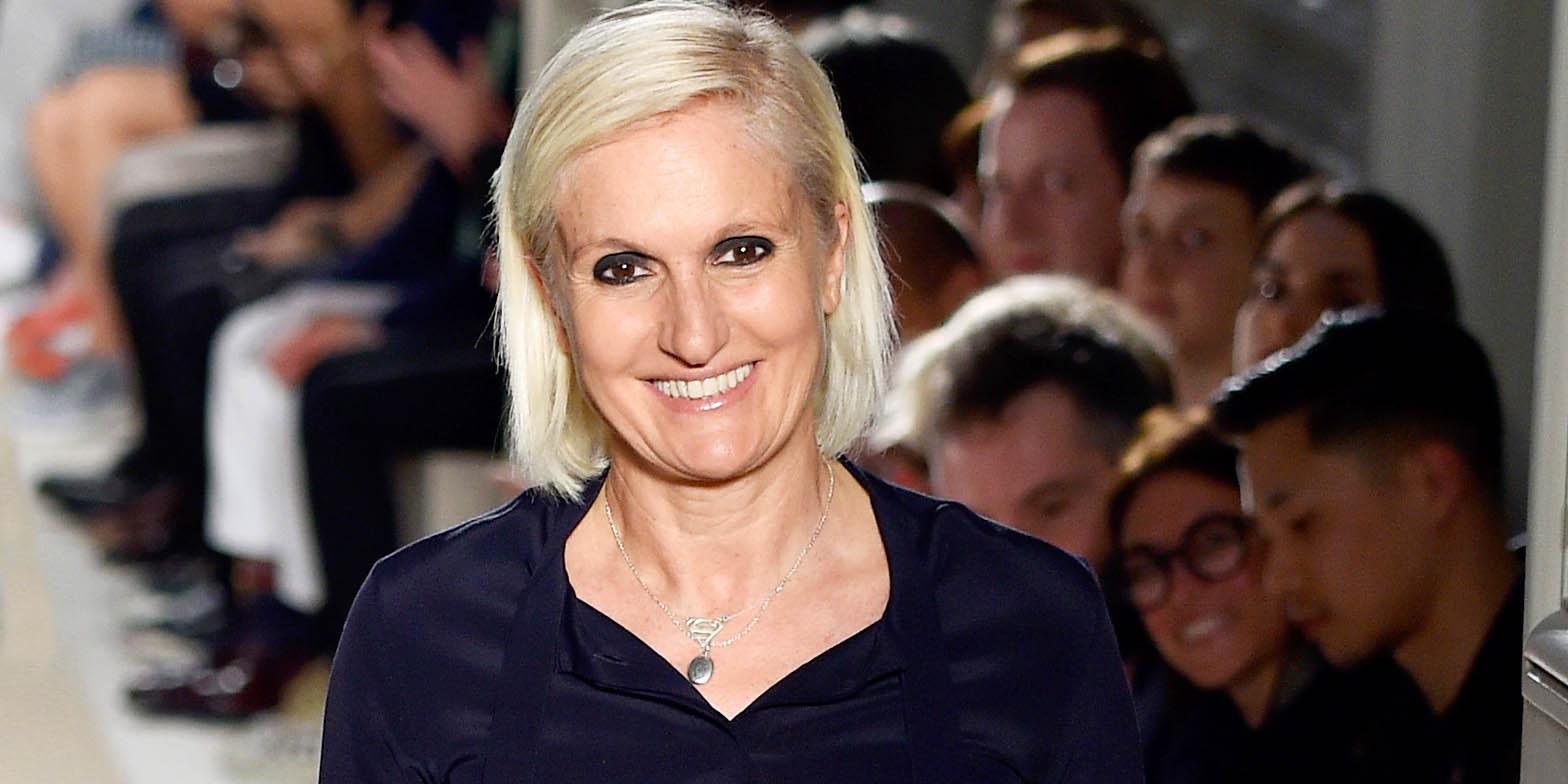 První žena ve vedení Dior!