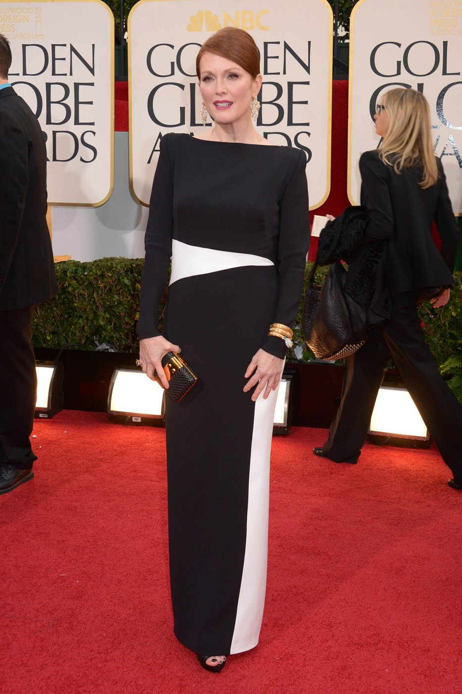 The 70th Annual Golden Globe Awards - Red Carpet