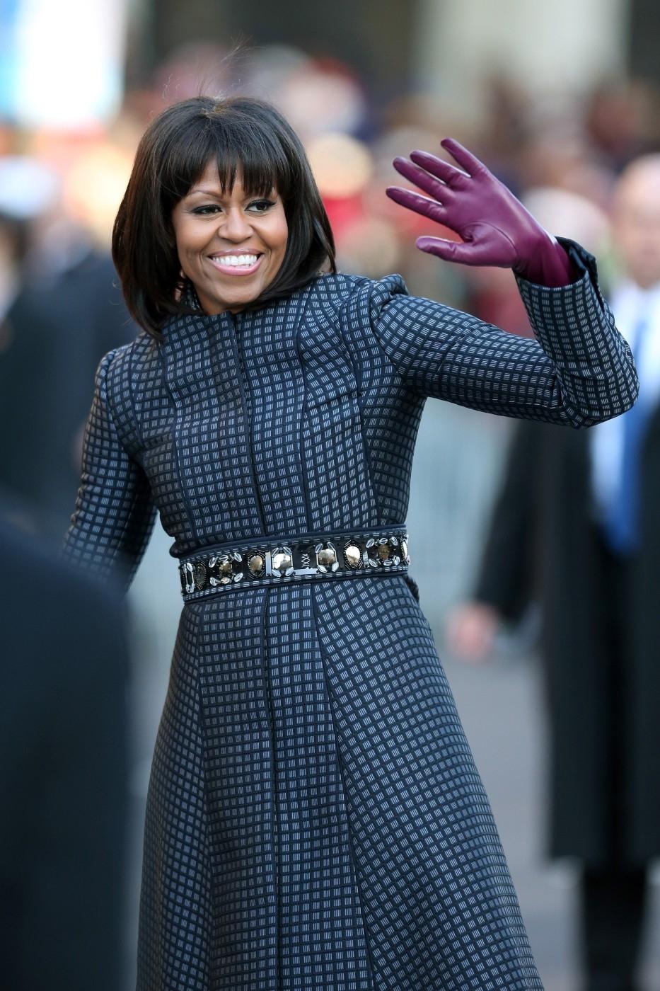 President Obama Inaugural Parade in Washington