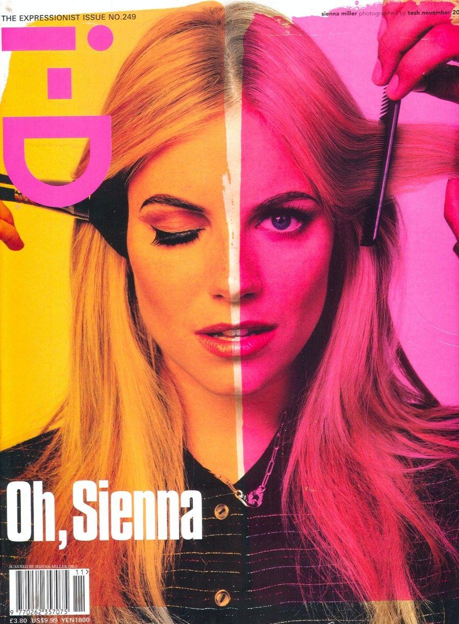 i-D Sienna Millier