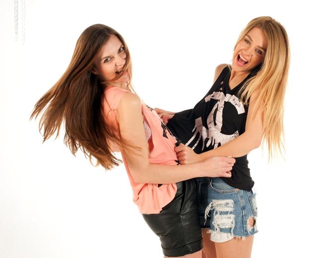Hanka a Veronika