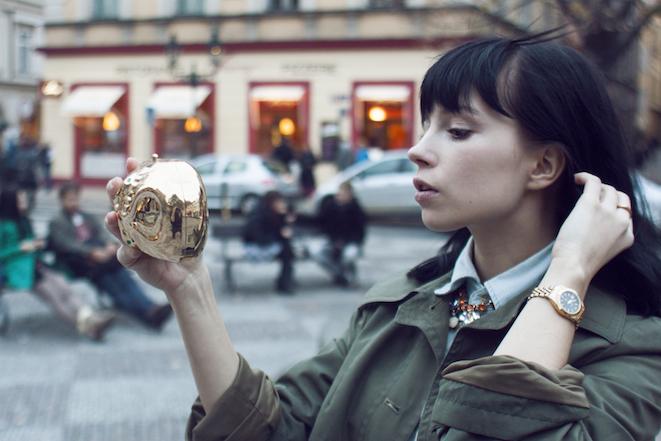 Martina více sleduje zahraniční návrháře, ale i ty české.
