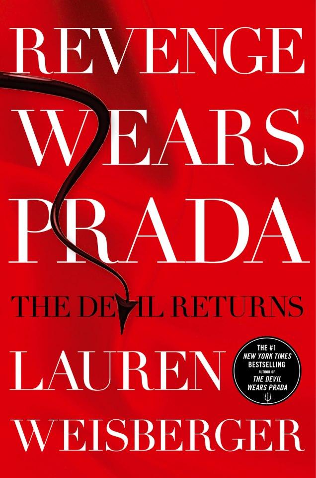 Obal knihy Revenge wears Prada