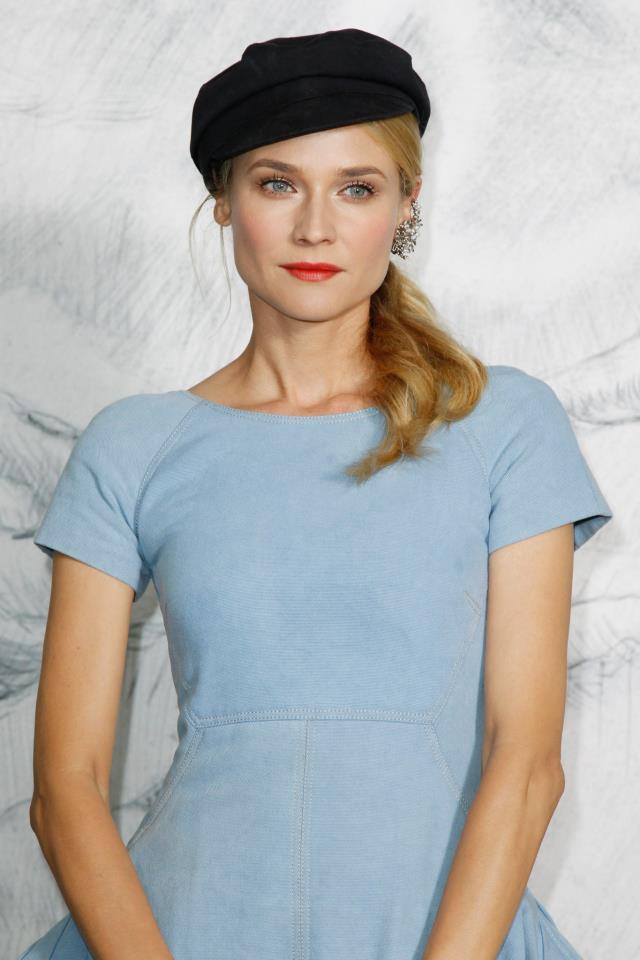 Diane Kruger novou tváří kosmetické řady Chanel