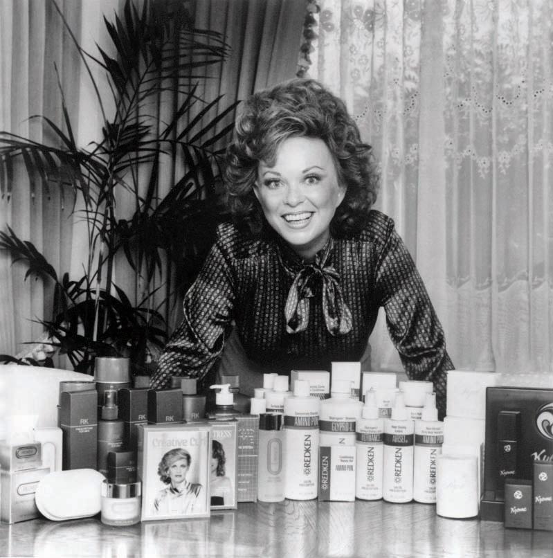 Herečka Paula Kent stojí za vznikem značky Redken