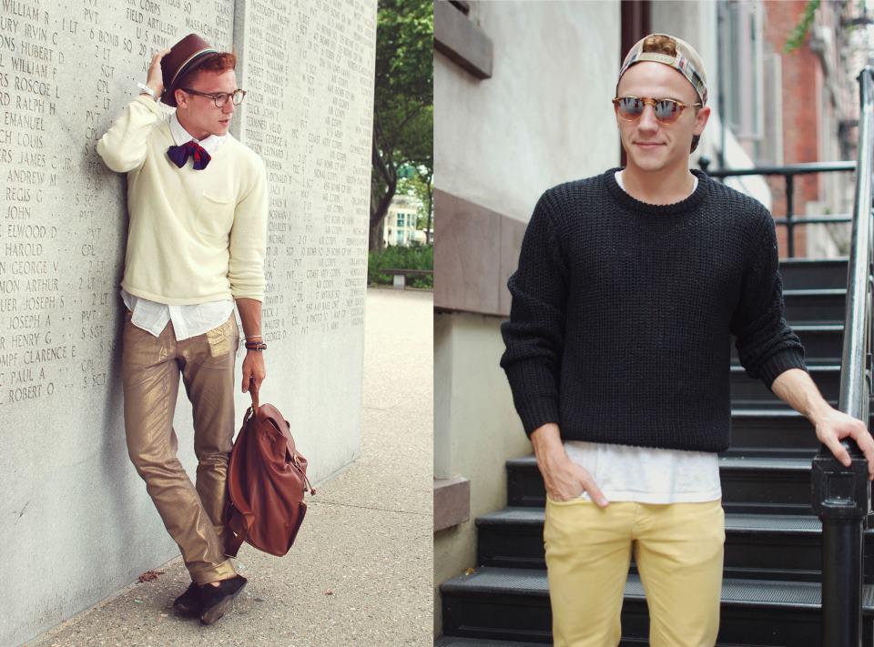 Blogger Justin Livingstone