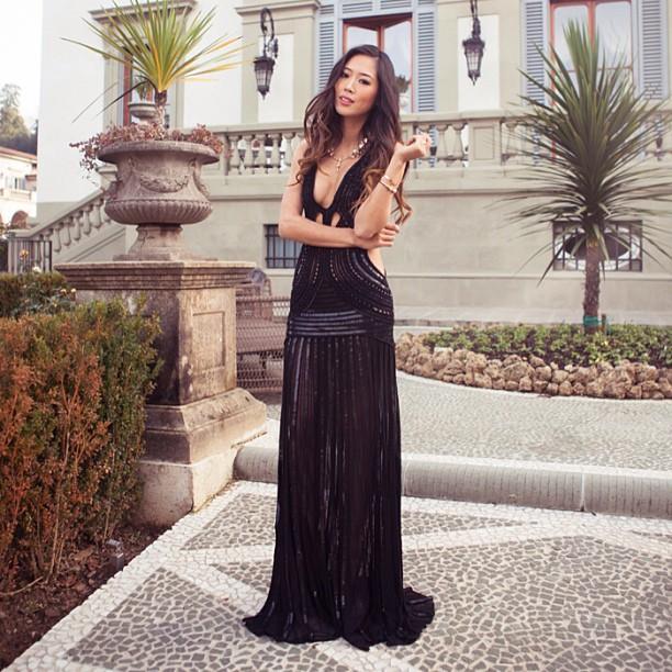 Elegantní Aimee Song