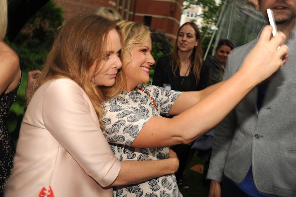 Stella McCartney a Amy Poehler