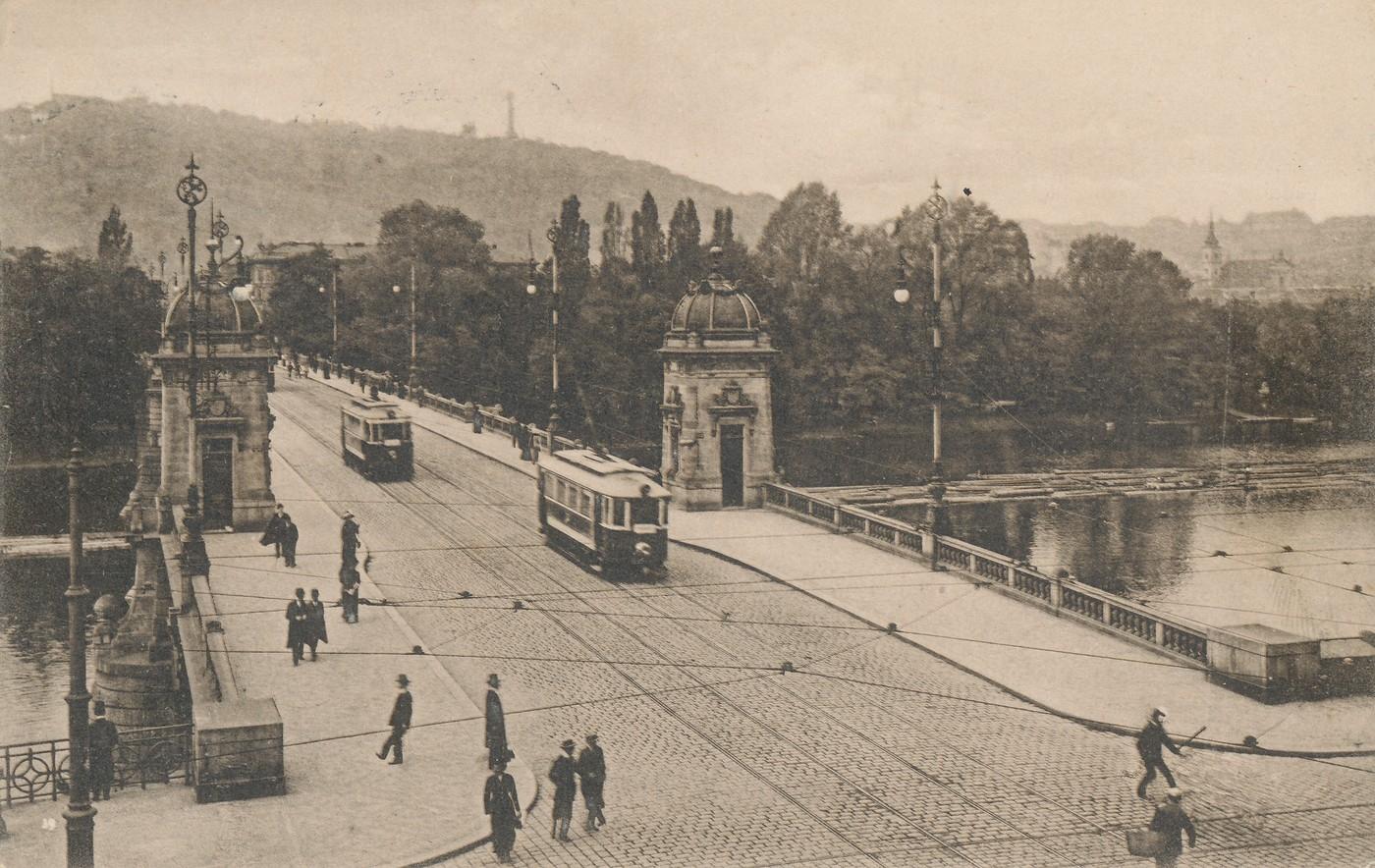stará Praha - Nové Město