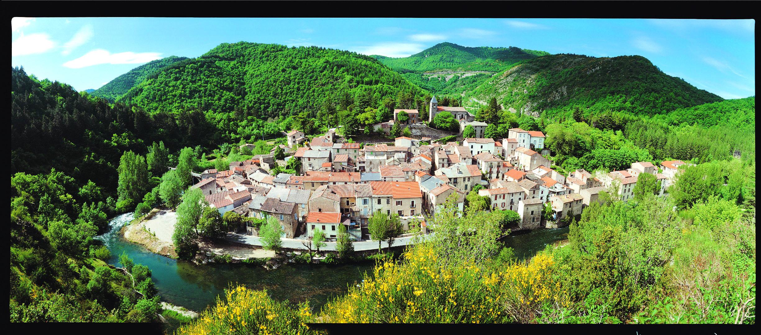 Avene village_ photo D. Cabrol