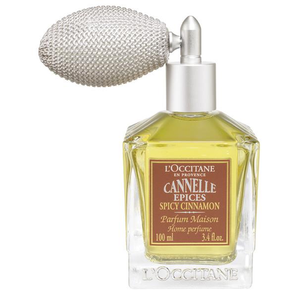 Domácí parfém s vůní skořice od L`Occitane