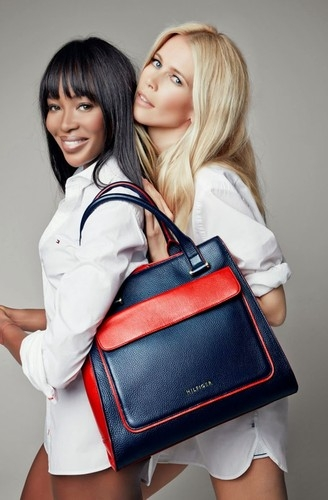 CPE/Naomi Campbell & Claudia Schiffer for Tommy Hilfiger