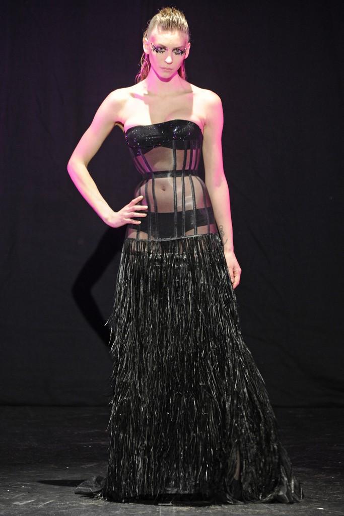 Serkan Cura Couture jaro 2014