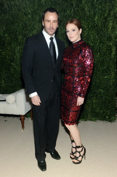 Tom Ford a Julienne Moore