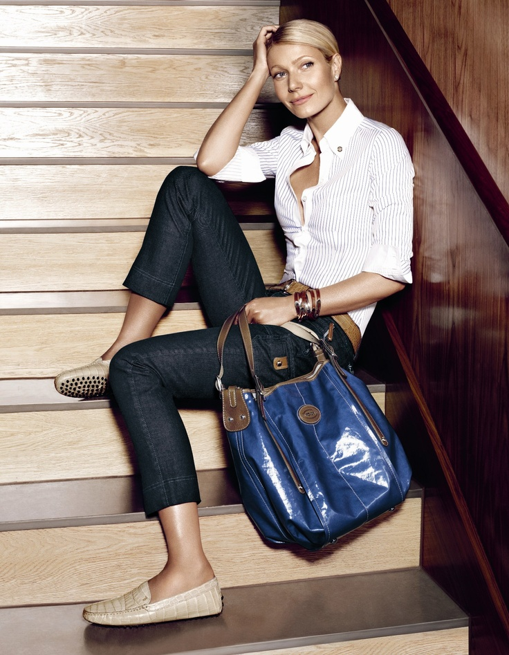 Gwyneth for Tods