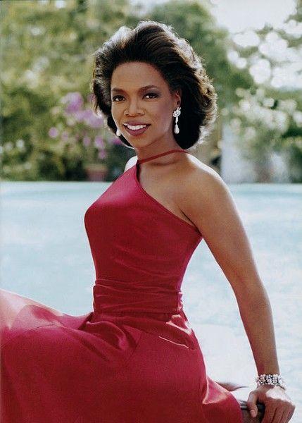 Mladinká a ultra štíhlá Oprah Winfrey
