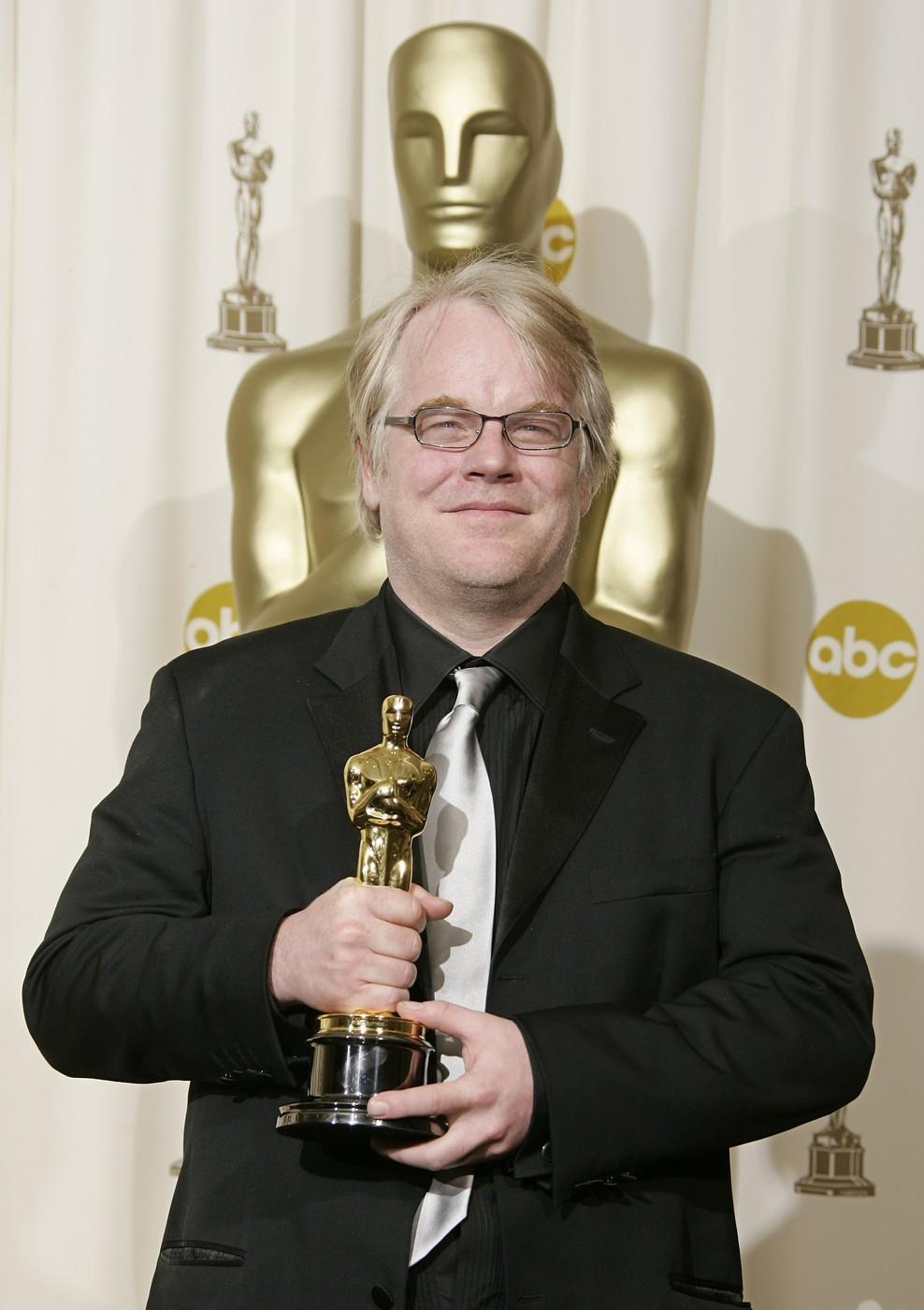 Za svoji roli Trumana Capota získal Oscara