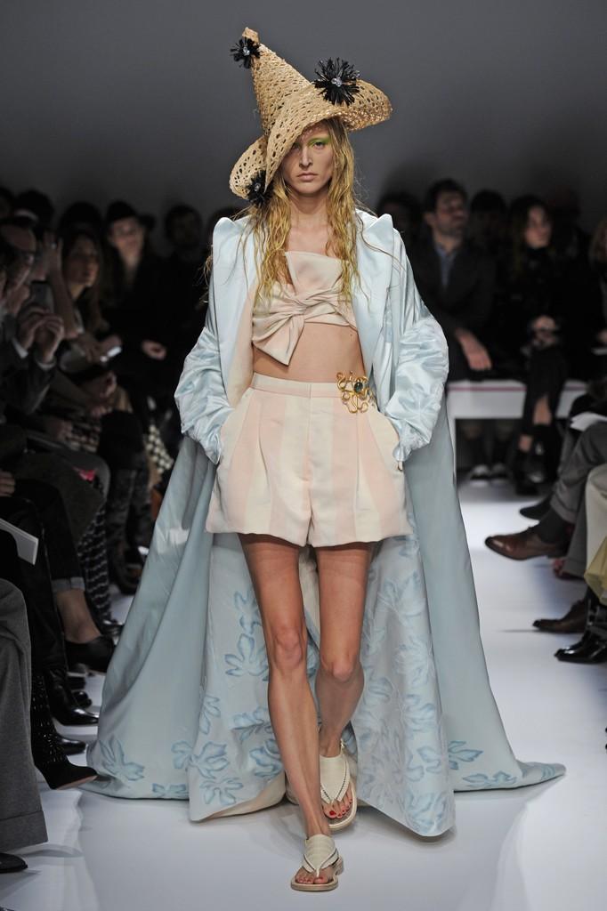 Schiaparelli Couture jaro 2014