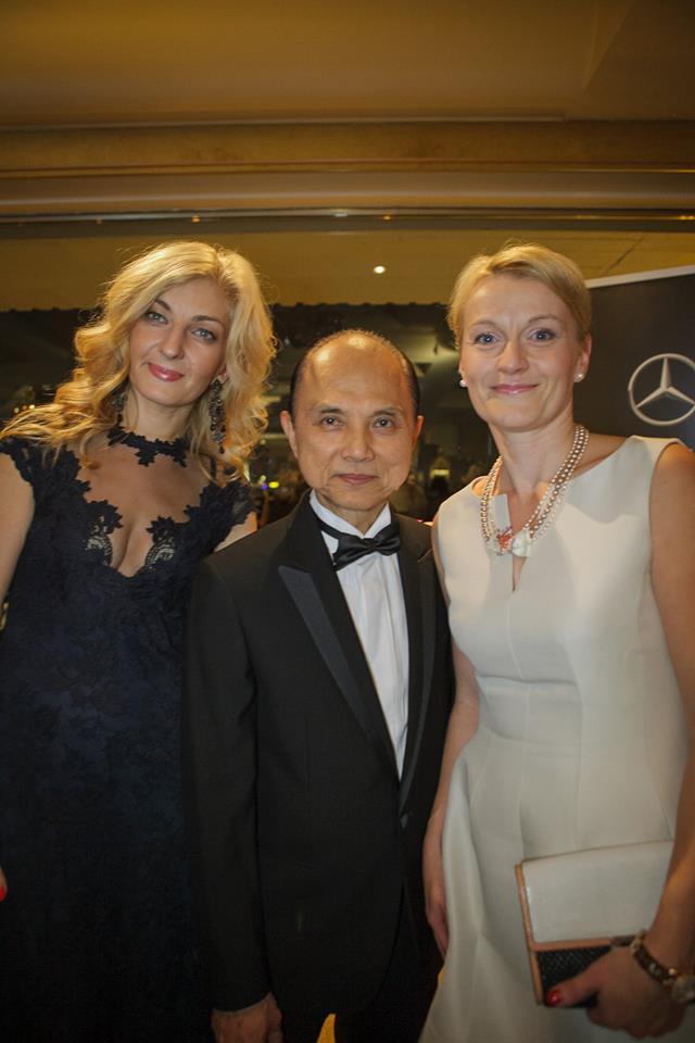 Janina Šlemínová, Jimmy Choo a Michaela Hošková
