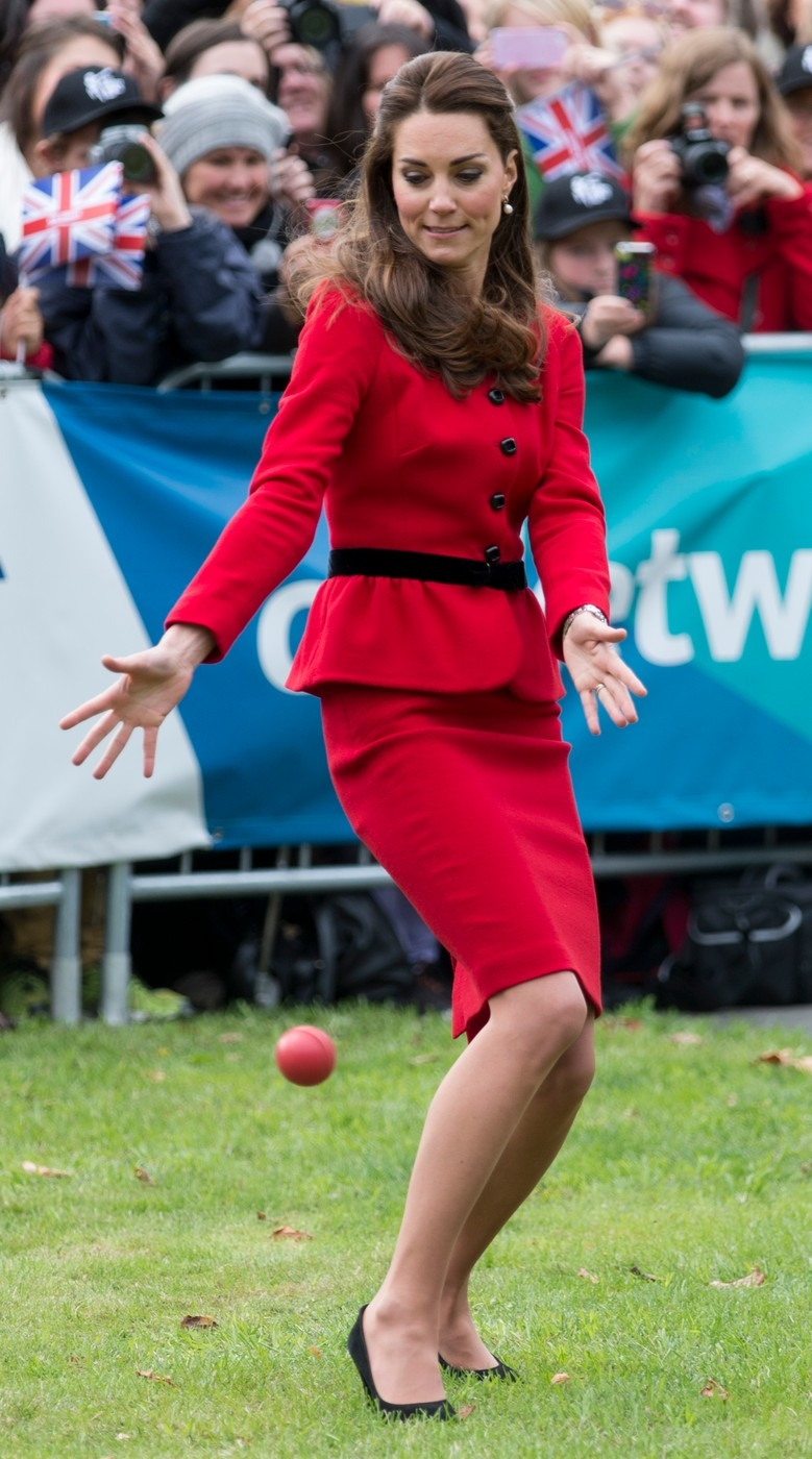 Royal Tour New Zealand - Cricket World Cup