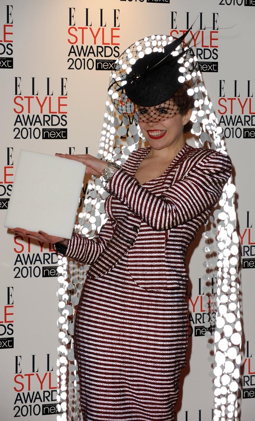 Elle Style Awards Press Room