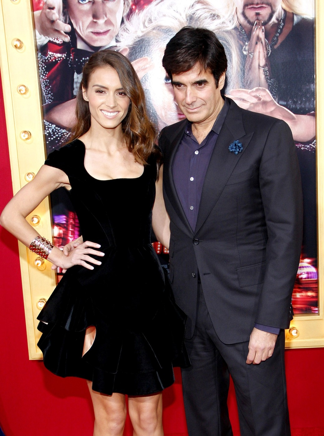 David Copperfield a Chloe Gosselin