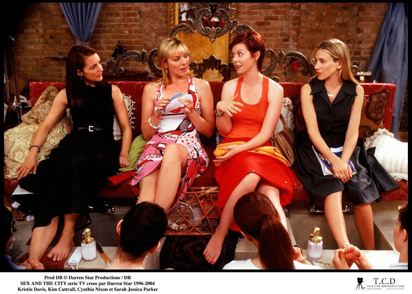 Jak dobře znáte seriál Sex ve městě?