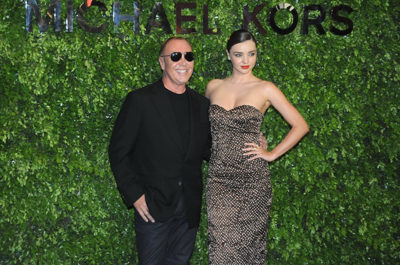 Michael Kors Opens Flagship Store In Shanghai