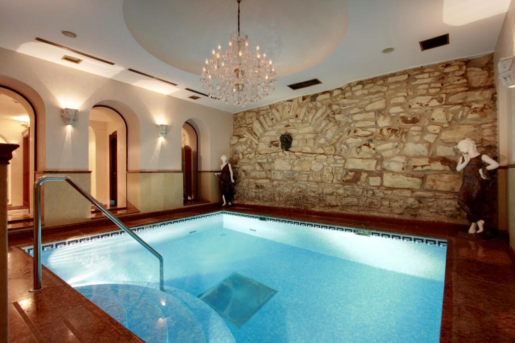 Ecsotica Spa v Alchymist Grand Hotel & Spa