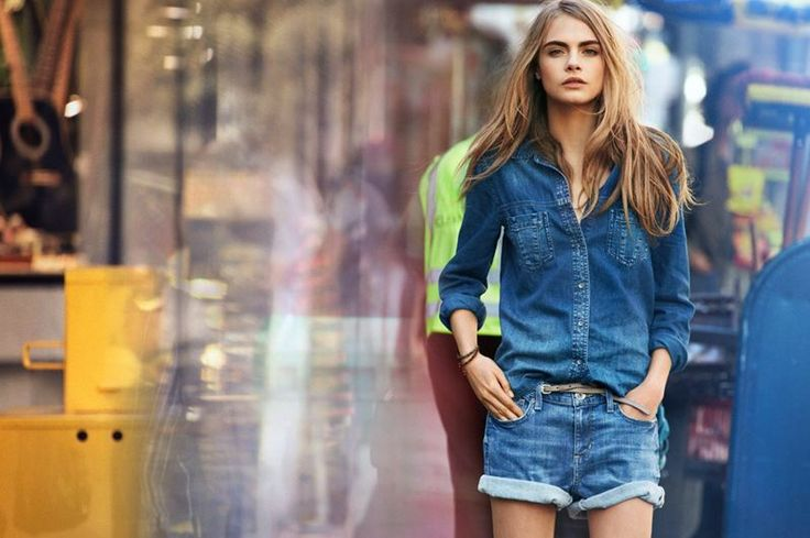 Cara Delevingne designérkou pro DKNY