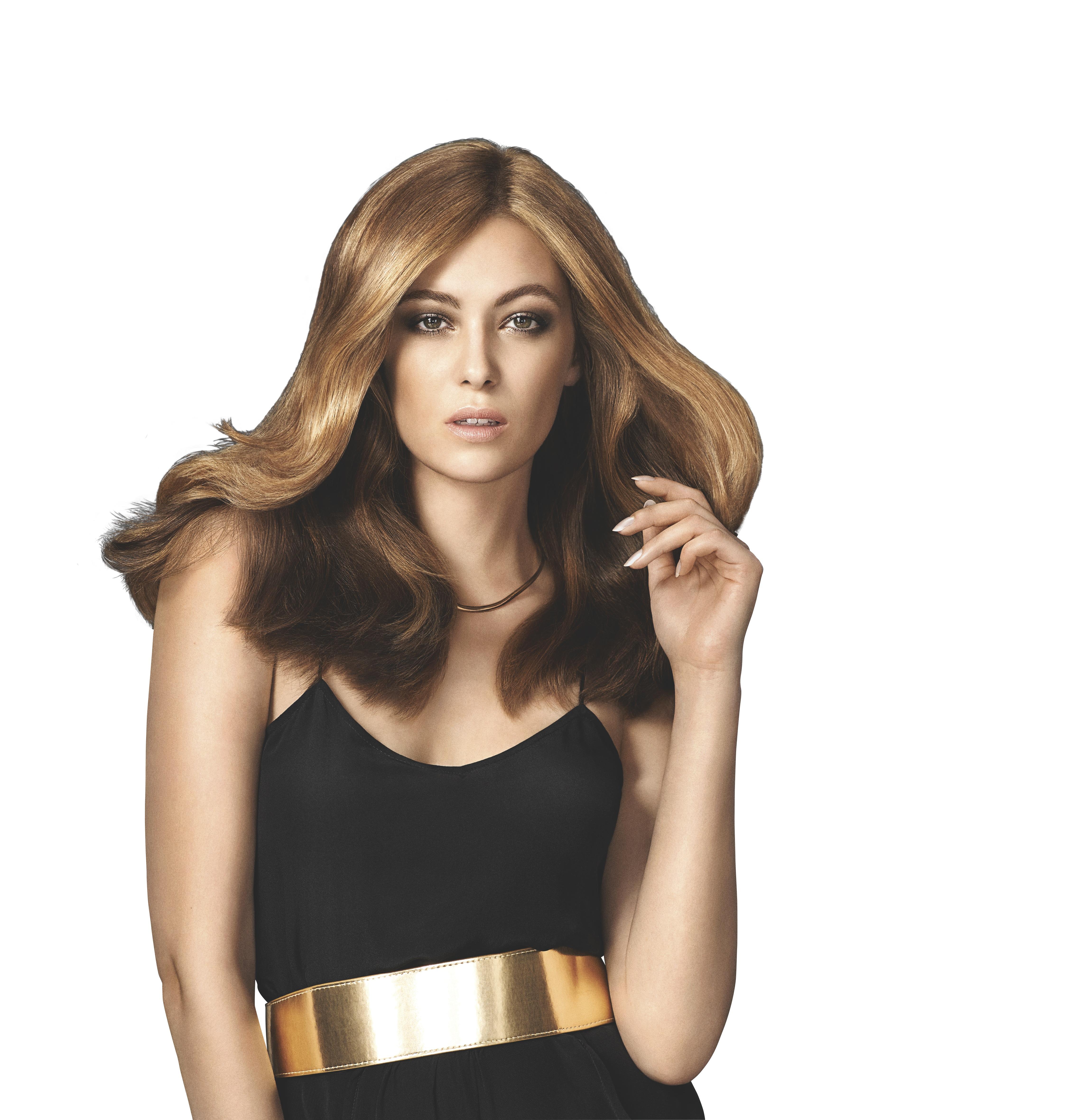 BLONDME Modelka Laurie