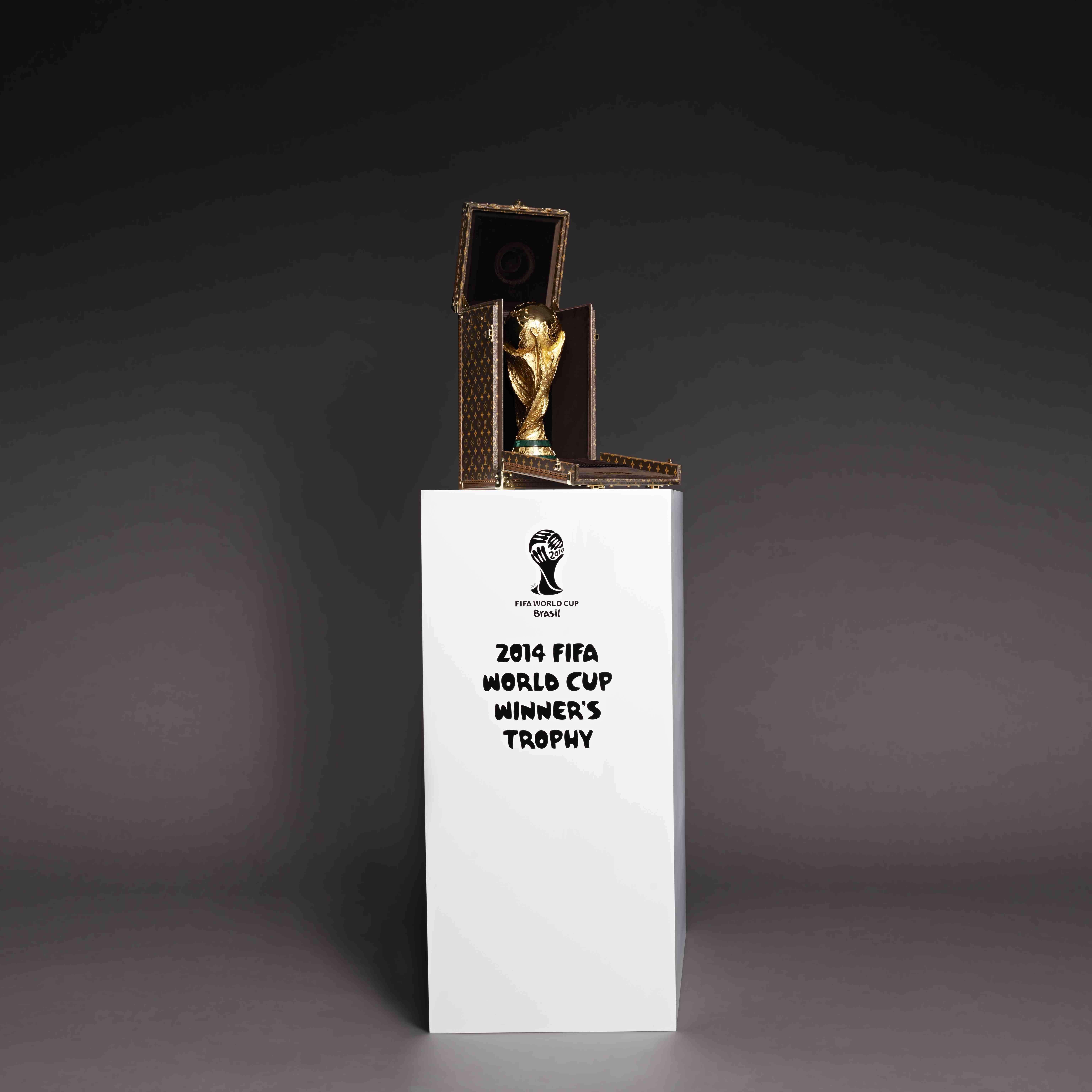 Trophy Case FIFA 2014-2