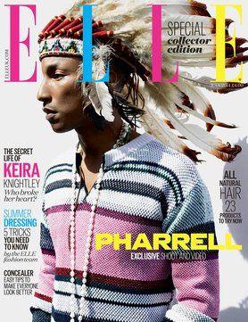 pharrell williams elle uk