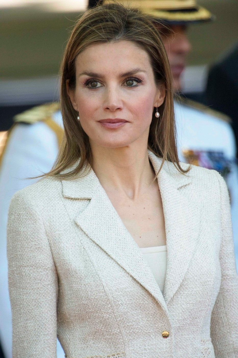Spanish Royal Family in the Armed Forces Day