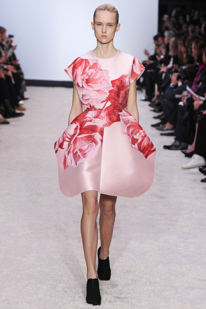 Giambattista Valli RTW Fall 2014