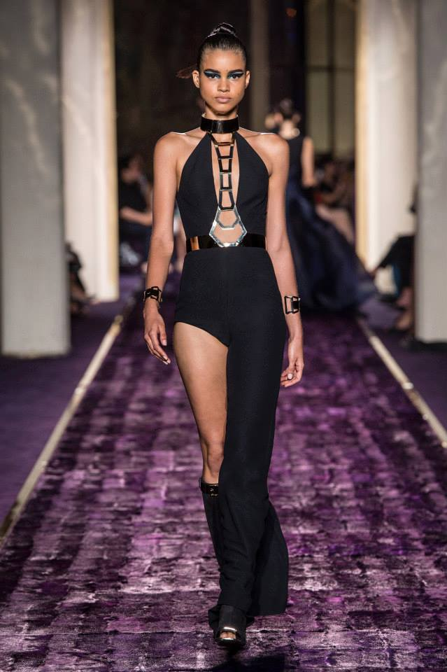 Versace Haute Couture Fall 2014