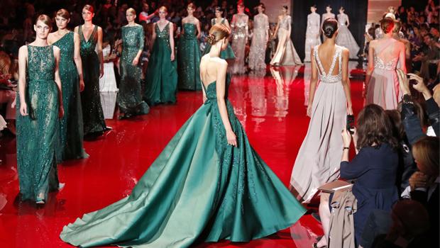 Famózní týden Haute Couture je u konce