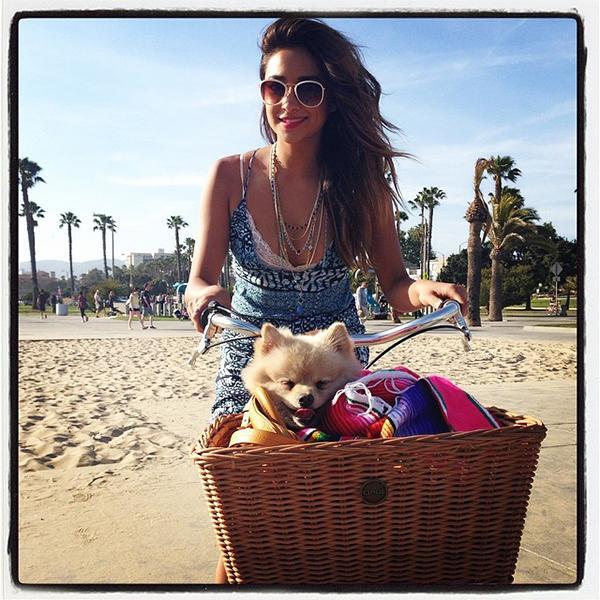 Plážové fotky celebrit