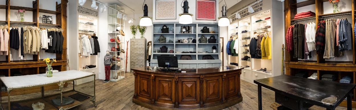 Woolrich otevřel první obchod v České republice