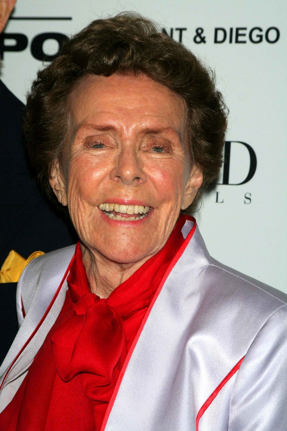 Eileen Ford 1922-2014 Founder of Ford Models