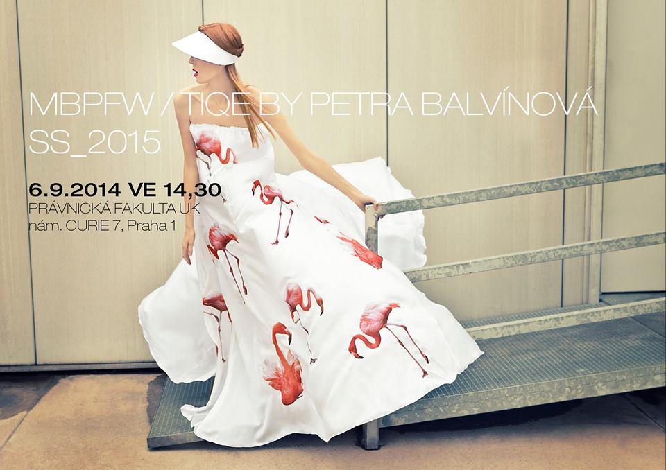MBPFW: Seznamte se s návrháři, dnes Petra Balvínová