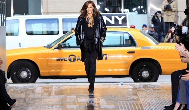 Donna Karan slaví 30 let na poli módního průmyslu