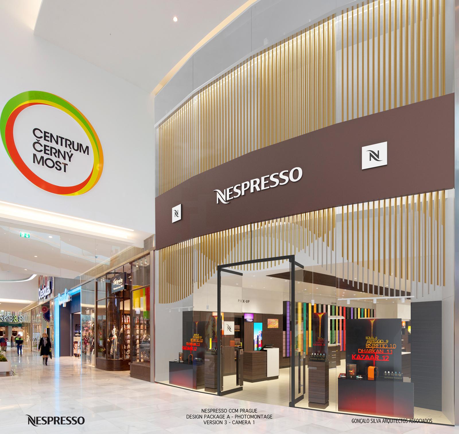 CCM_Nespresso Boutique_Photomontage