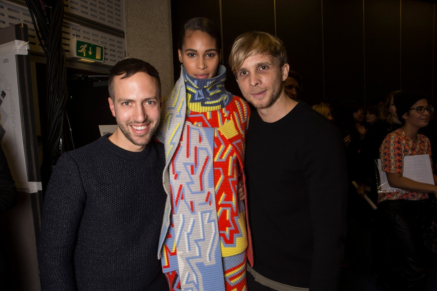 Peter_Pilotto__Backstage_London_Fashion_Week_Fall_Winter_2014,february2014