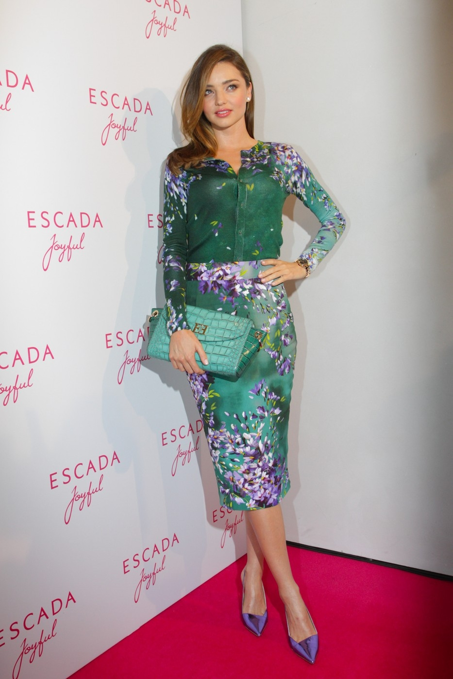 Escada Joyful Roadshow