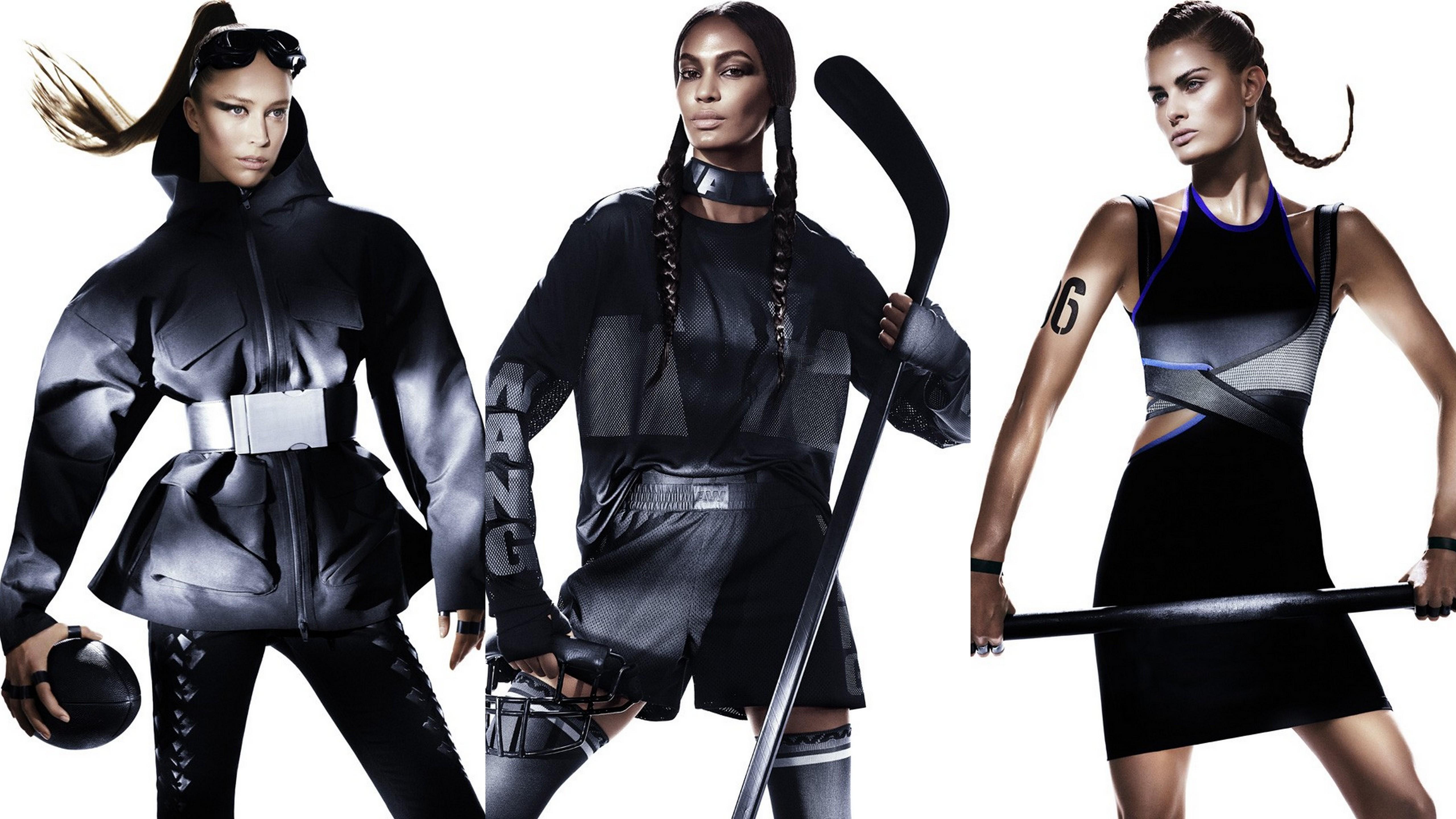 Byla odhalena reklamní kampaň Alexander Wang x H&M